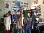 Visita de la Escuela N° 1 Surco De Esperanza