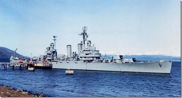Crucero ARA Gral. Belgrano