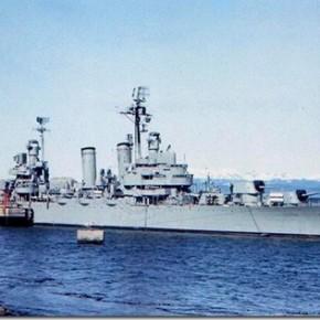 Crucero Ara General Belgrano a 31 años aun sigue navegando por los mares de nuestra historia