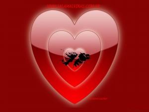 Corazón triple Malv