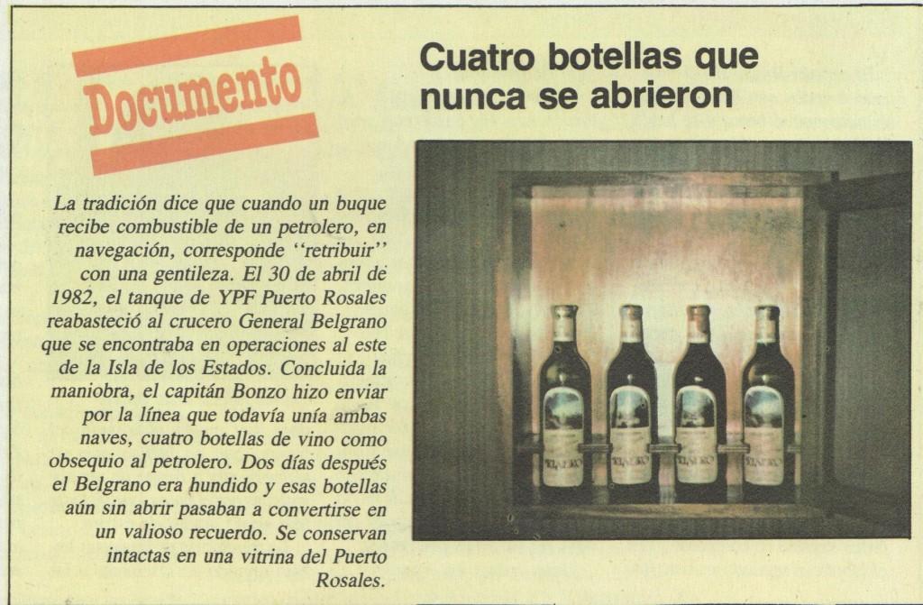 4 Botellas