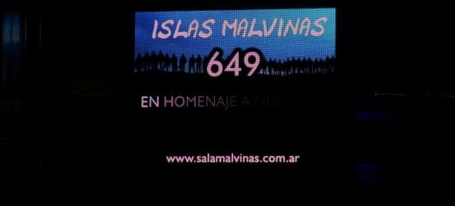1982 - 02 de Abril - 2016 (A 34 años homenaje a nuestros 649 Héroes Caídos en Malvinas)