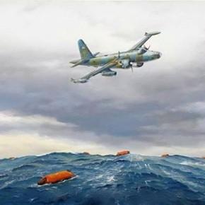 03 de Mayo 1982 - El avión NEPTUNE 2-P-111 localiza las balsas del naufragio del Crucero ARA Gral. Belgrano